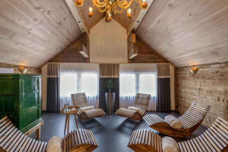 Boutique Hotel Bären Gonten - Wellness