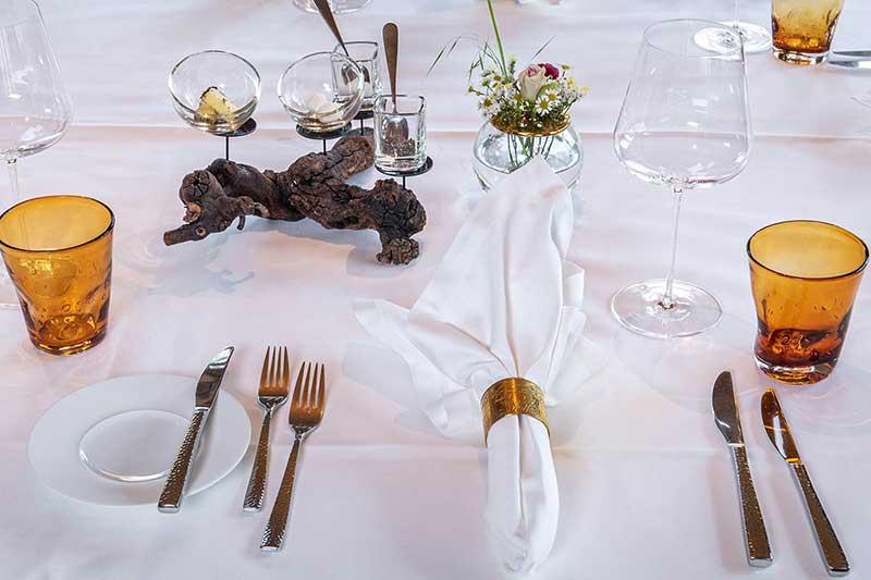 Biken im Appenzellerland - Fine Dining im Boutique Hotel Bären Gonten